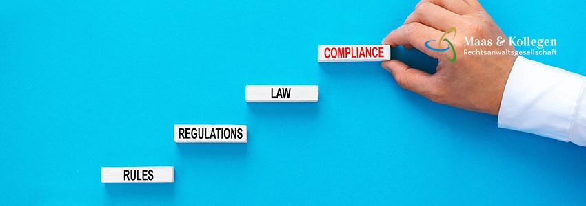 Maas und Kollegen, Anwalt, München, Compliance