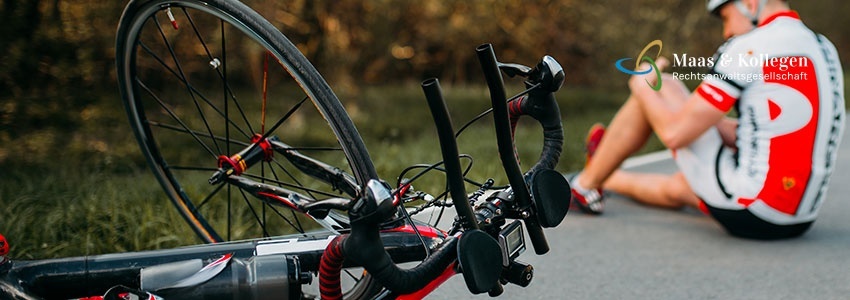 Maas und Kollegen · Anwalt · Verbraucherschutz · Fahrrad . 130% Regel